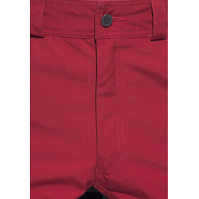 Lundhags Authentic - Pantalon Homme - short rouge